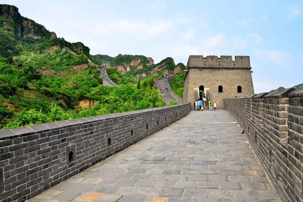 Great Wall Marathon route inspection